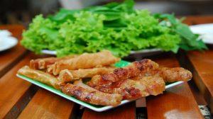 Chả lụi – Món ngon Biên Hòa