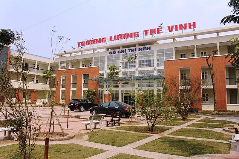Trường trung học phổ thông chuyên Lương Thế Vinh