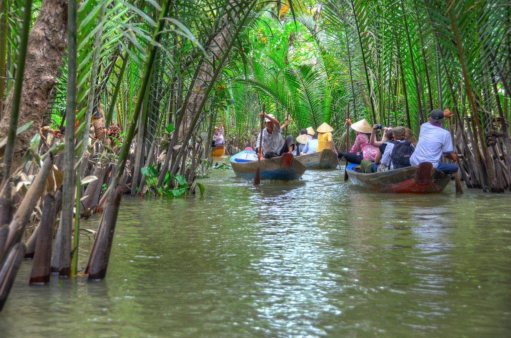 Từ Biên Hòa đi Bến Tre bao nhiêu km?