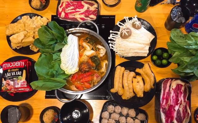 """Top 10 quán buffet sang chảnh ngon ở Biên Hòa dành cho dân """"sành ăn"""""""
