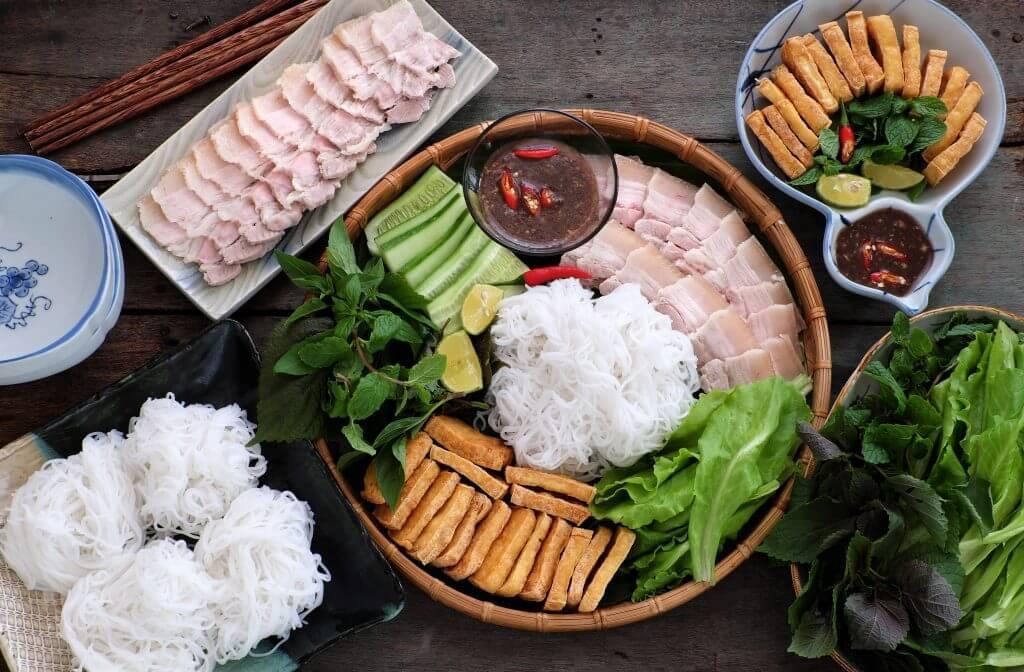 Top 5 quán bún đậu mắm tôm ngon ở Biên Hòa Đồng Nai