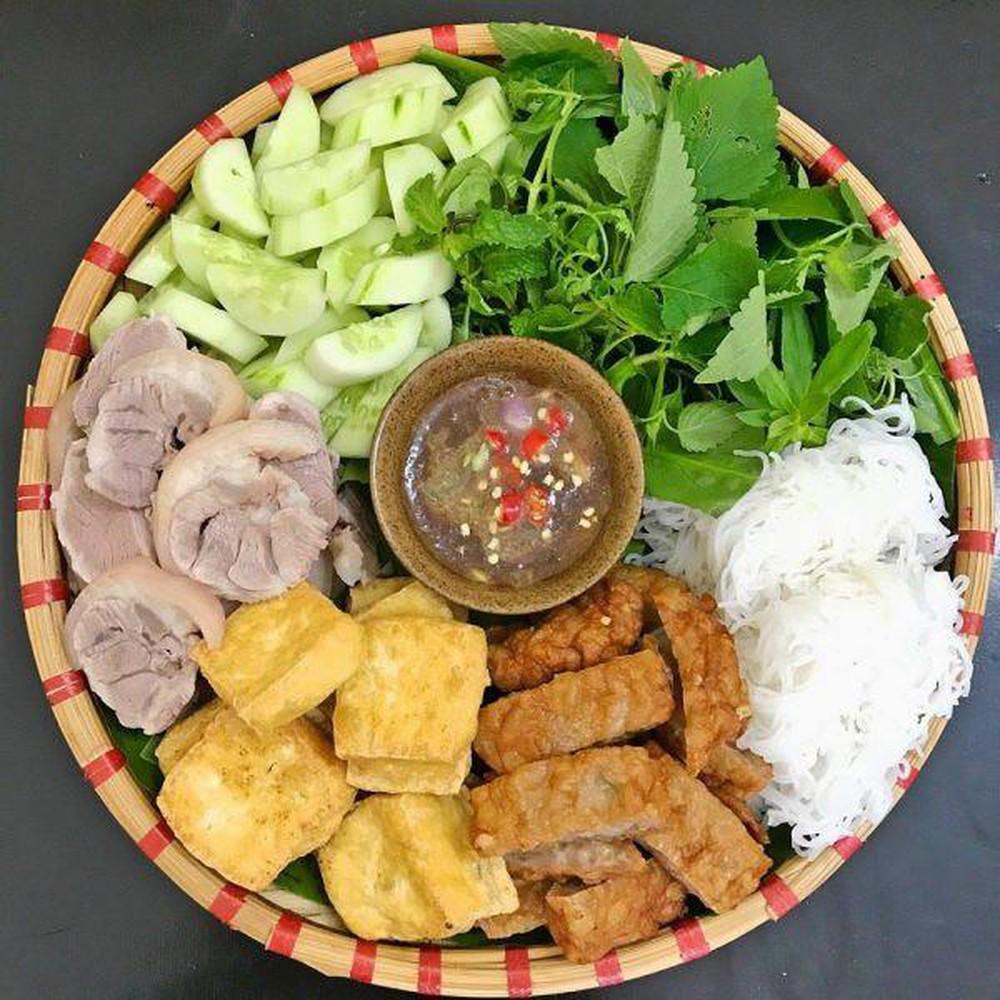 Quán bún đậu mắm tôm Trần Thành