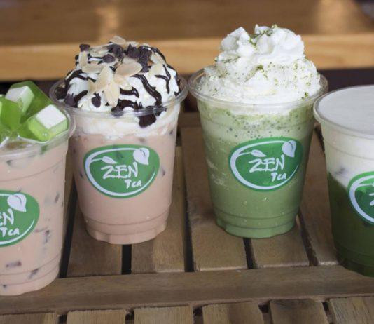 Zen tea - Thiên đường ăn uống của bạn