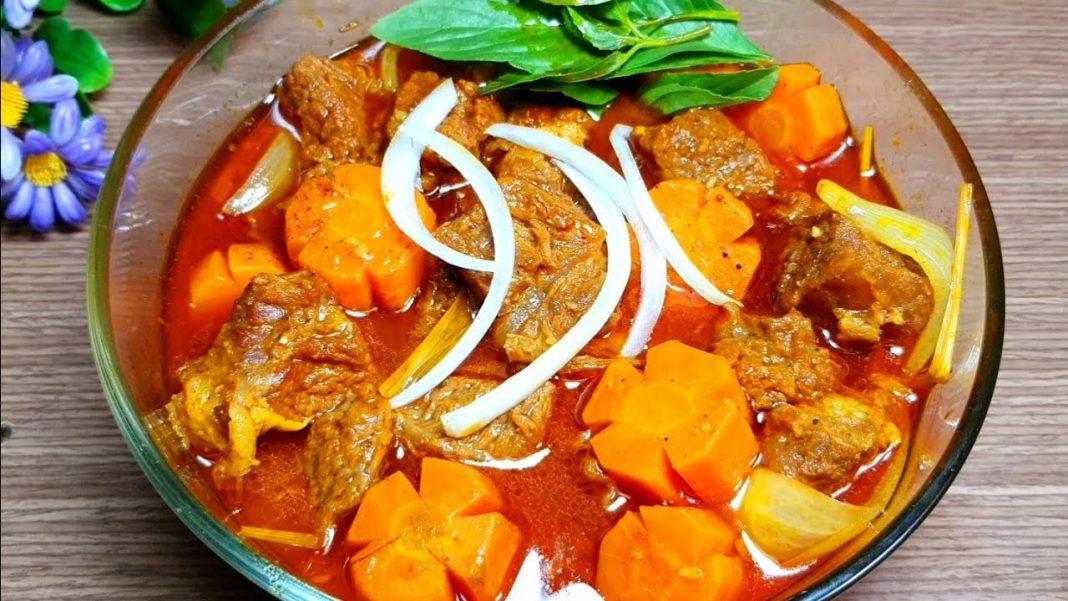 Khám phá 10 địa điểm thưởng thức hủ tiếu bò kho ngon nhất Biên Hòa
